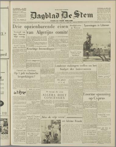 de Stem 1958-06-11
