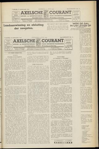 Axelsche Courant 1950-06-14