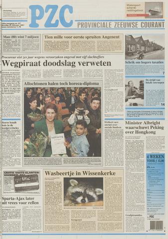 Provinciale Zeeuwse Courant 1997-02-25