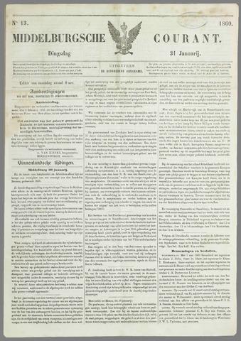 Middelburgsche Courant 1860-01-31