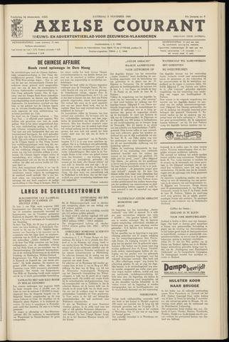 Axelsche Courant 1966-11-05