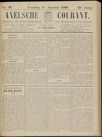 Axelsche Courant 1909-08-11