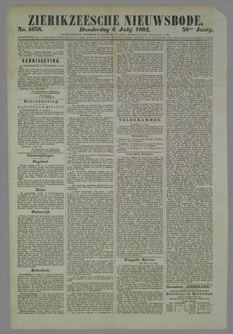 Zierikzeesche Nieuwsbode 1882-07-06