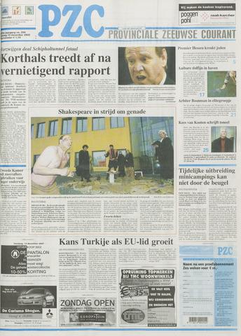 Provinciale Zeeuwse Courant 2002-12-13
