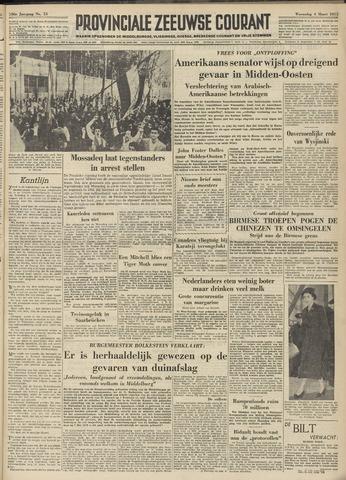 Provinciale Zeeuwse Courant 1953-03-04