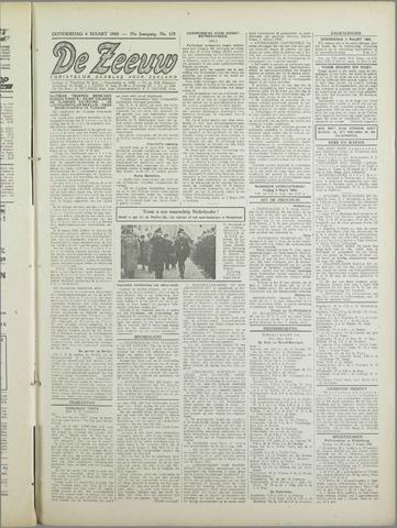De Zeeuw. Christelijk-historisch nieuwsblad voor Zeeland 1943-03-04