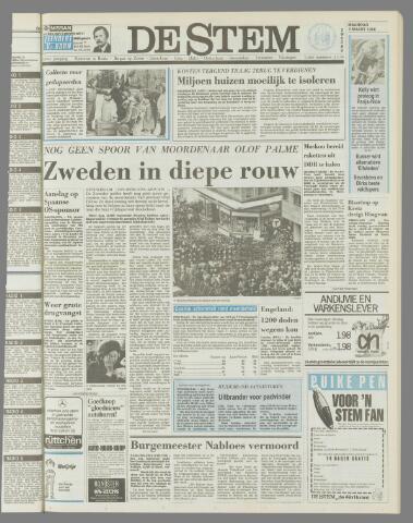 de Stem 1986-03-03