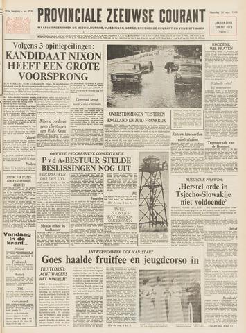 Provinciale Zeeuwse Courant 1968-09-16