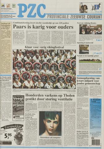 Provinciale Zeeuwse Courant 2000-01-26