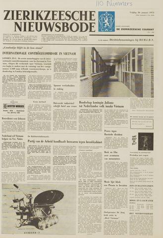 Zierikzeesche Nieuwsbode 1973-01-26