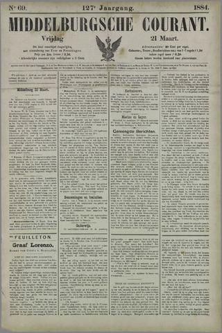 Middelburgsche Courant 1884-03-21
