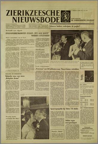 Zierikzeesche Nieuwsbode 1962-04-27