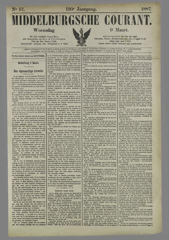 Middelburgsche Courant 1887-03-09