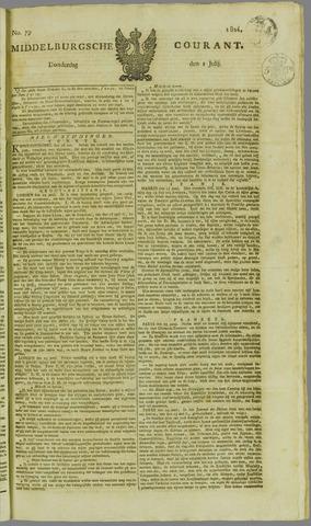 Middelburgsche Courant 1824-07-01