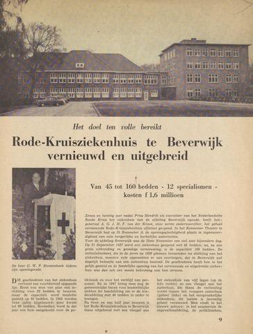 Watersnood documentatie 1953 - tijdschriften 1954-11-30