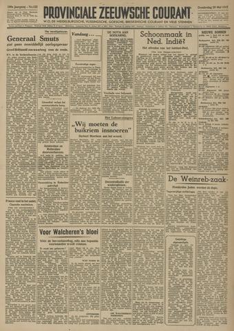 Provinciale Zeeuwse Courant 1947-05-29