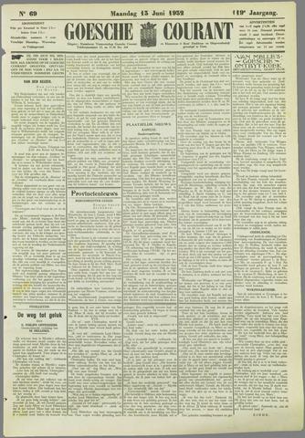 Goessche Courant 1932-06-13
