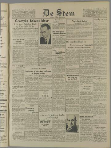 de Stem 1948-04-12