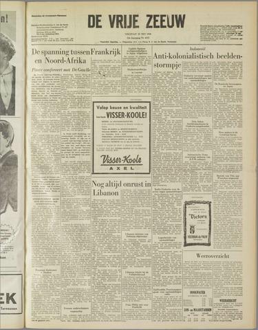 de Vrije Zeeuw 1958-05-23