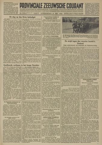 Provinciale Zeeuwse Courant 1942-05-21