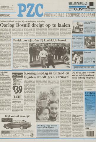 Provinciale Zeeuwse Courant 1995-05-01
