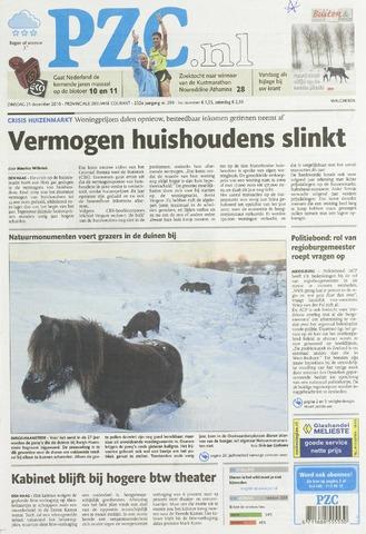 Provinciale Zeeuwse Courant 2010-12-21