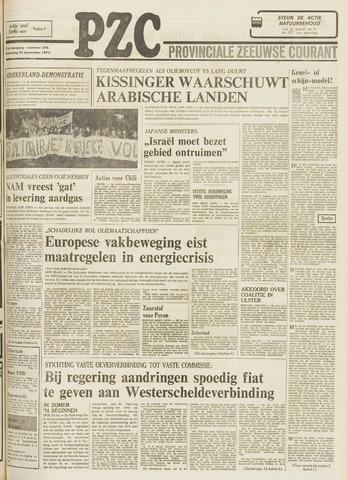 Provinciale Zeeuwse Courant 1973-11-22