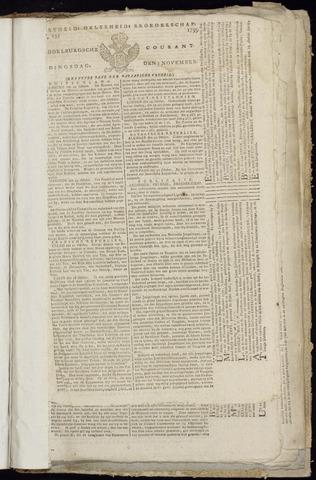 Middelburgsche Courant 1799-11-05
