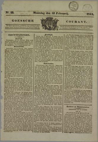Goessche Courant 1844-02-12