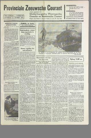 Provinciale Zeeuwse Courant 1940-10-24