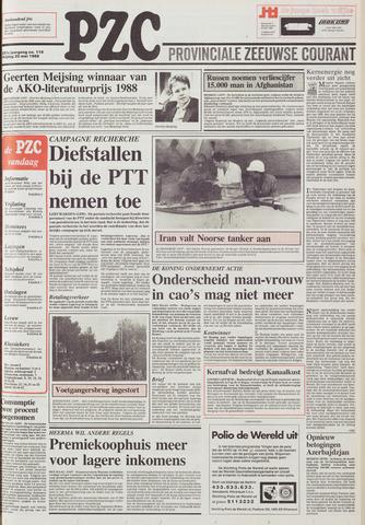 Provinciale Zeeuwse Courant 1988-05-20
