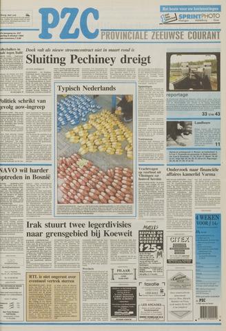 Provinciale Zeeuwse Courant 1994-10-08