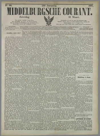 Middelburgsche Courant 1891-03-21