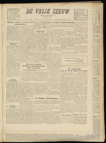 de Vrije Zeeuw 1949-09-13