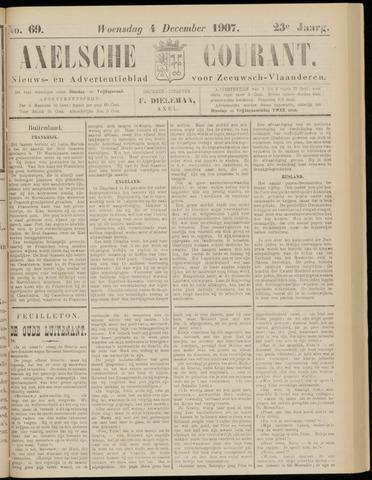 Axelsche Courant 1907-12-04