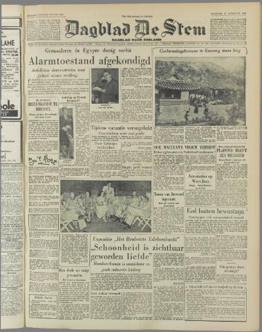 de Stem 1951-08-27