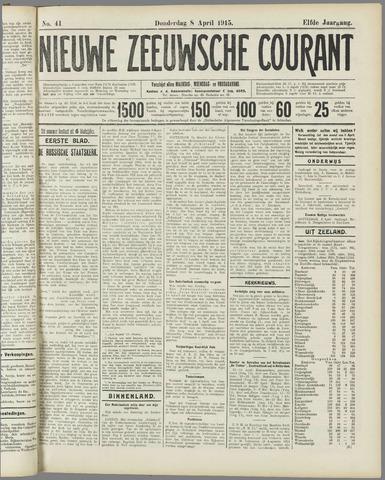 Nieuwe Zeeuwsche Courant 1915-04-08