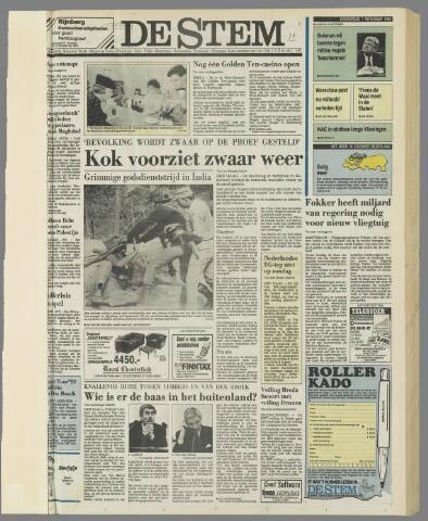 de Stem 1990-11-01