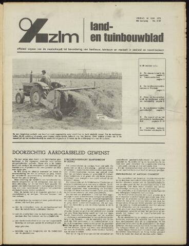 Zeeuwsch landbouwblad ... ZLM land- en tuinbouwblad 1972-06-30