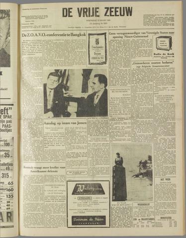 de Vrije Zeeuw 1961-03-29