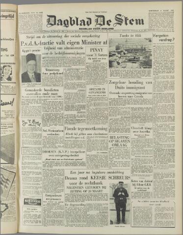 de Stem 1952-03-06