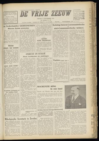 de Vrije Zeeuw 1947-11-14