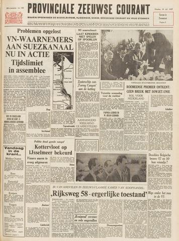 Provinciale Zeeuwse Courant 1967-07-18