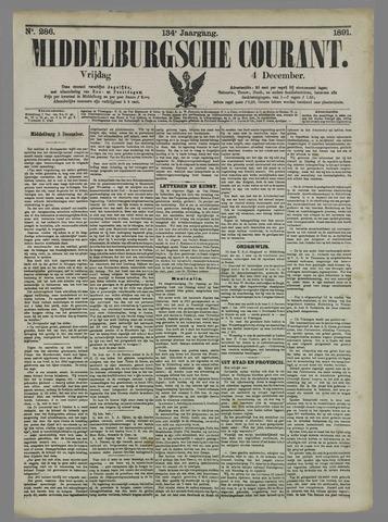 Middelburgsche Courant 1891-12-04