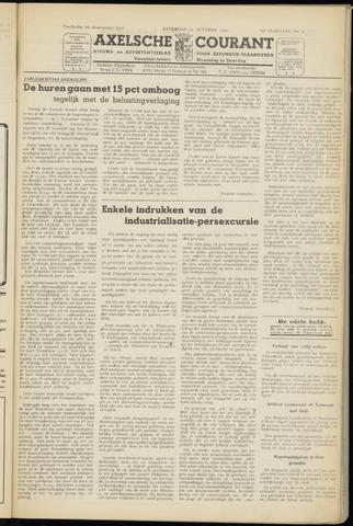 Axelsche Courant 1950-10-21