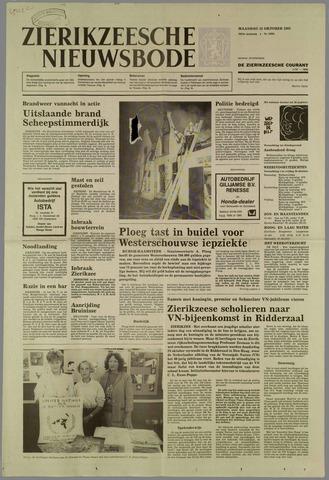 Zierikzeesche Nieuwsbode 1985-10-14
