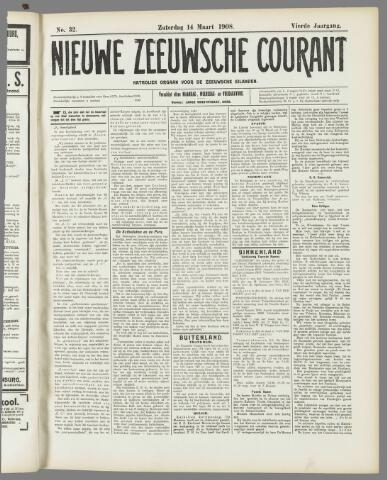 Nieuwe Zeeuwsche Courant 1908-03-14