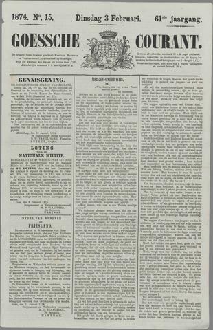 Goessche Courant 1874-02-03