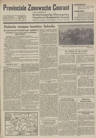 Provinciale Zeeuwse Courant 1941-04-10
