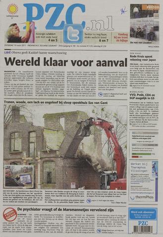 Provinciale Zeeuwse Courant 2011-03-19
